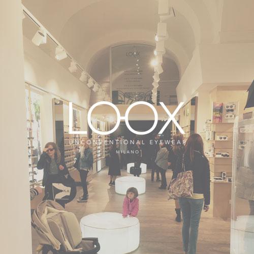 Clienti settore moda: Loox, Unconventional Eyewear Milano