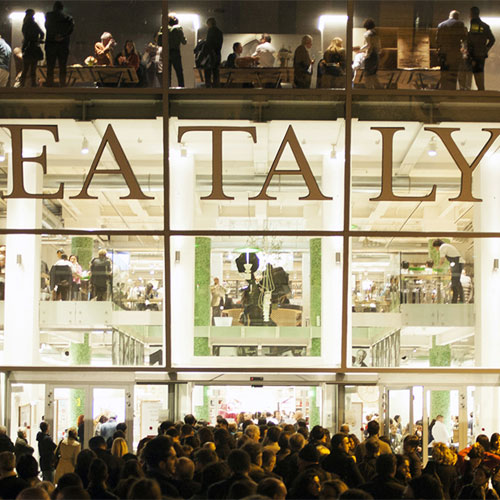Eataly - Cliente UPtimization 2016