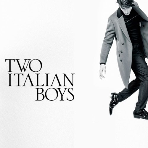 TWO ITALIAN BOYS UPTIMIZATION